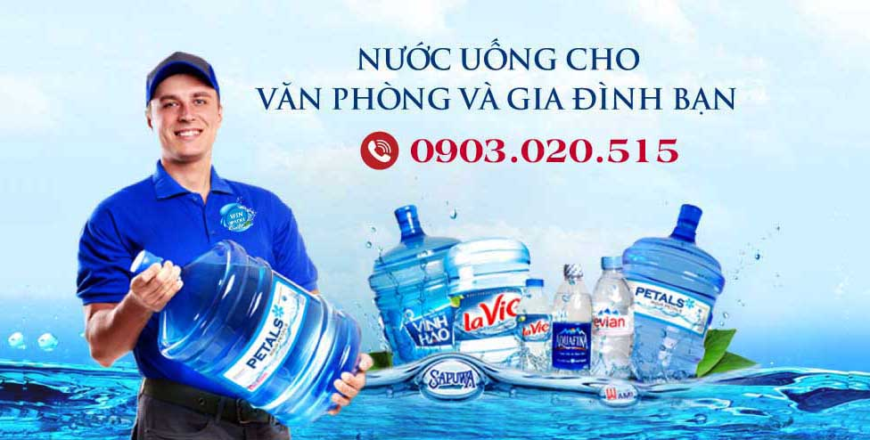 WinWater dịch vụ giao nước uống Uy Tín - Chất Lượng nằm tạiquận 2