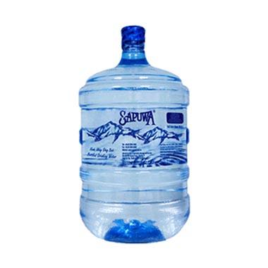 Nước tinh khiết Sapuwa bình dung tích 20L