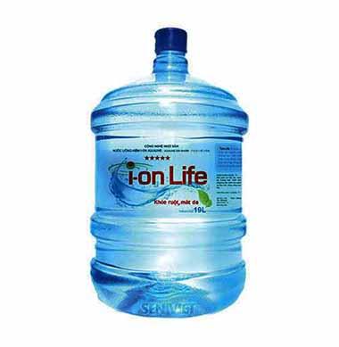 Nước kiềm Ion - Life bình 20L