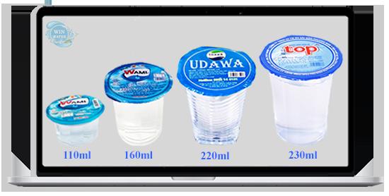 Các sản phẩm nước suối đóng ly các thương hiệu nổi tiếng uy tín trên thị trường