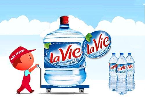 Win Water sẽ giao nước tận nhà cho quý khách hàng chỉ trong vòng 30 phút
