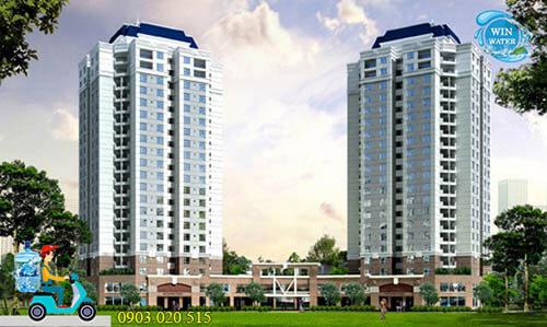 An Khang Apartment là nơi hội tụ những gì tinh tế, độc đáo nhất