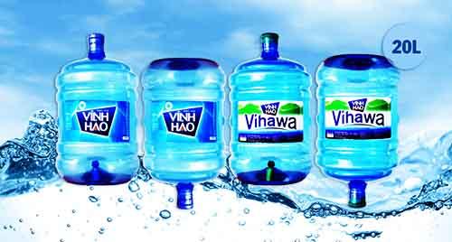 Nước khoáng Vĩnh Hảo 20L, Nước tinh khiết Vihawa 20L nước uống sạch, mang tới nhiều lợi ích cho cơ thể