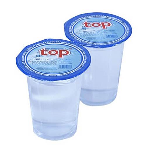 Nước suối đóngly Top 230ml