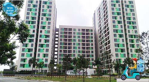 Chung cưParc Spring quận 2 làthế giới thu nhỏ của khu đô thị với mọi tiện nghi cuộc sống