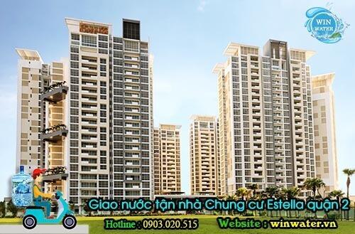 Chung cưEstelladự án căn hộ cao cấp đầu tiên của Keppel Land tại Thành phố Hồ Chí Minh