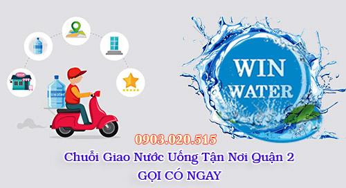 WinWater.vn gọi đặt giao nước có ngay, ship tận nơi quận 2