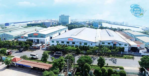 Nhà máy sản xuất đa chức năng của Bidrico được đầu tư tại KCN Vĩnh Lộc