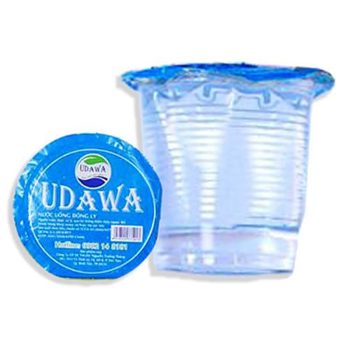 Nước uống đóng ly UDAWA 220ML