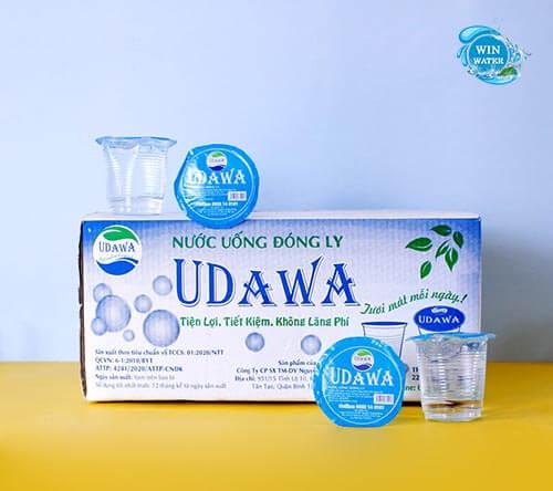 Nước uống UDAWA 220ML thùng 48 Ly