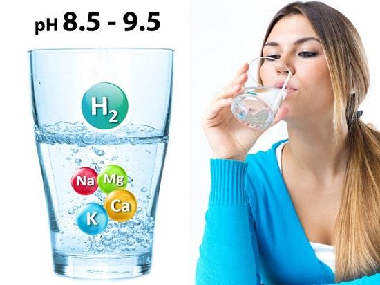 Nước ion Life sở hữu nhiều đặc tính ưu việt tốt cho sức khỏe