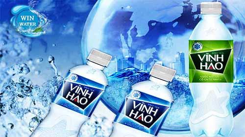 Nước uống Vĩnh Hảo tốt cho sức khỏe, luôn được người tiêu dùng tin chọn