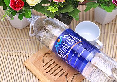 Nước khoángAquafina thành phần khoáng tự nhiên, cho cảm giác sảng khoái sau khi uống