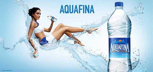 Aquafina thương hiệu nước uống nổi tiếng uy tín chất lượng hiện nay