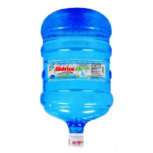 Nướctinh khiếtBidrico bình úp 20L