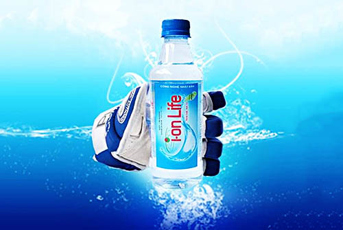 Nước uống kiềm Ion Life cóvị ngọt dịu nhẹ hiếm thấy