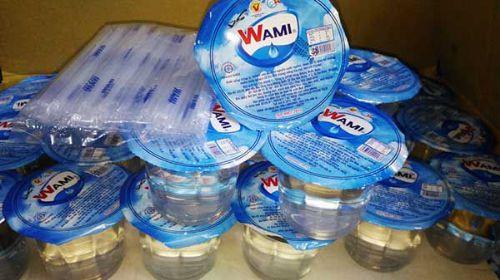 Wami nước uống tinh khiết, đảm bảo sức khỏe,được người dùng tin chọn lâu năm