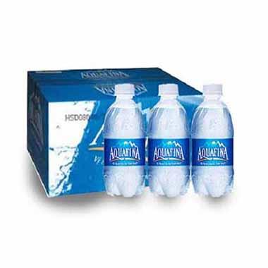Thùng nước tinh khiết Aquafina24 chai, dung tích 350ml